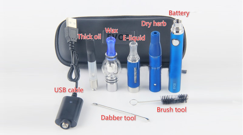 EVOD 4 in 1 Overview