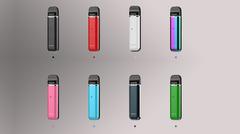 Features of SMOK Novo