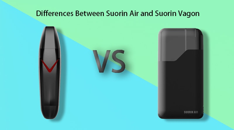 Differences Between SUORIN Air and SUORIN Vagon