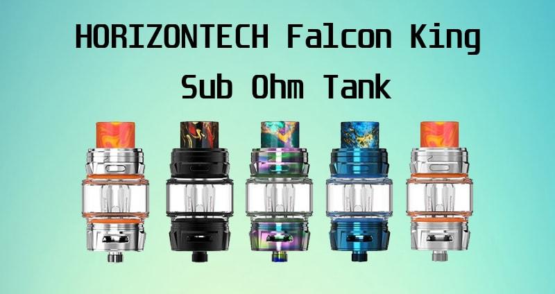 HORIZONTECH Falcon King Bulb Tank Instruction