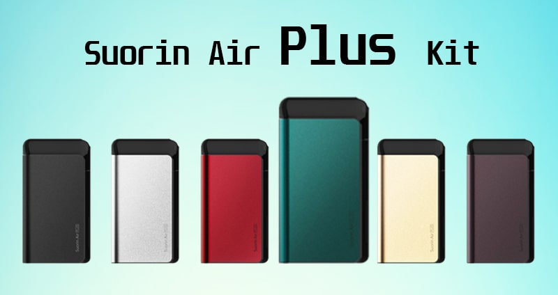 Suorin Air Plus Instructions