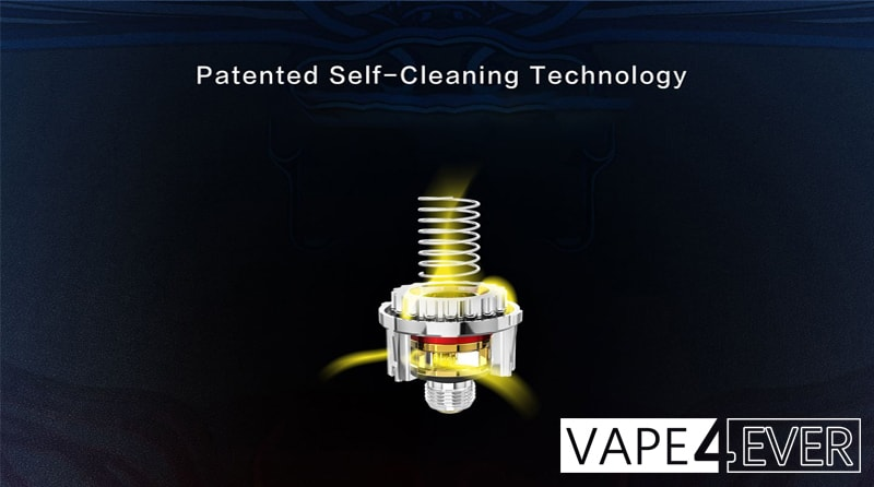 Uwell Valyrian Ⅱ Sub Ohm Tank Features