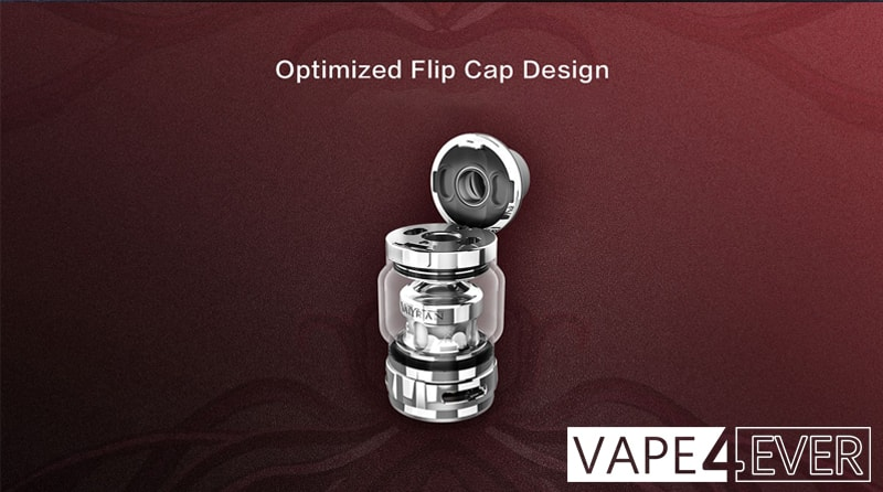 Design Of New Generation: Flip Cap, Top Cap Opens
