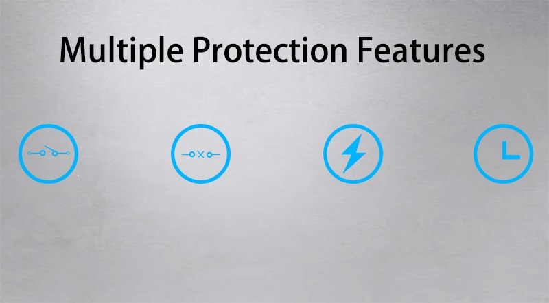 Multiple Protection Features