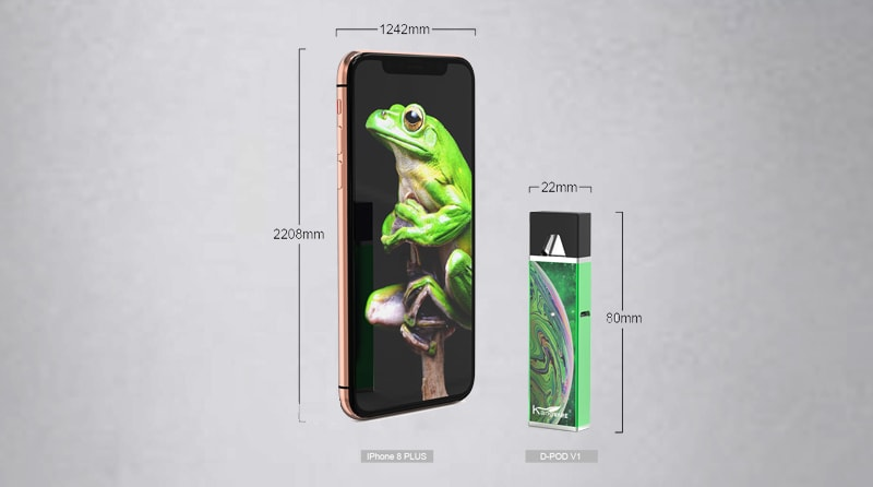 Kangvape D-pod V1 Specifications