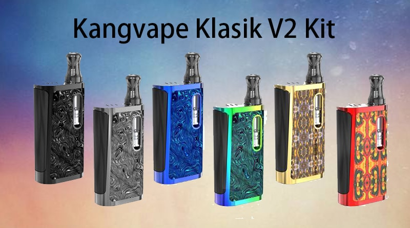 Kangvape Klasik V2 Kit Instructions