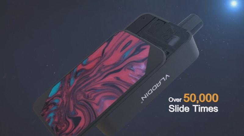What is More On Vladdin Slide Pod Kit