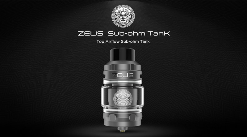 Geekvape Zeus Sub Ohm Tank Instructions