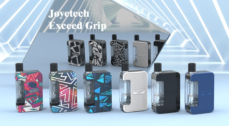 Joyetech Exceed Grip E315 Starter Kit Instructions