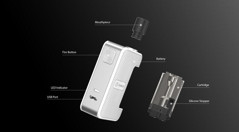 Joyetech Exceed Grip E315 Starter Kit Features