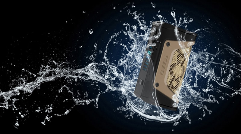 What is More on GeekVape Aegis Legend 200W TC Kit