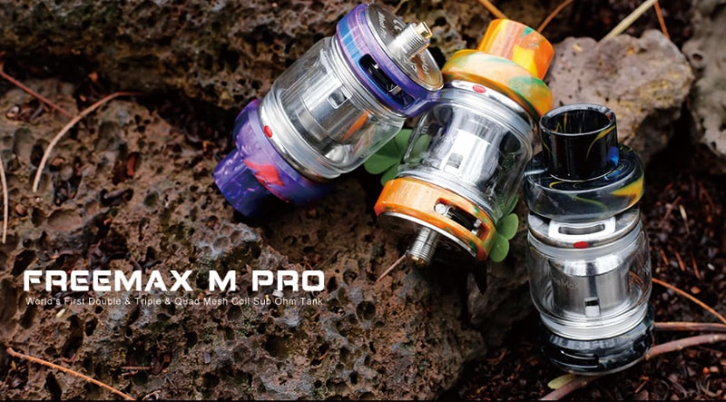 Freemax Mesh Pro Sub-Ohm Tank Instructions