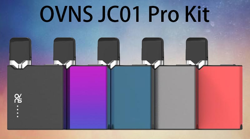 OVNS JC01 Pro Pod Kit Instructions