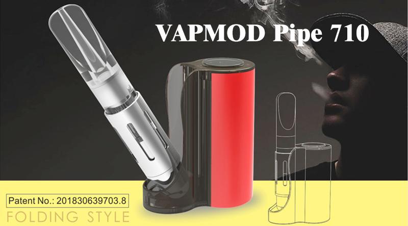 VAPMOD Pipe 710 Mod Instructions