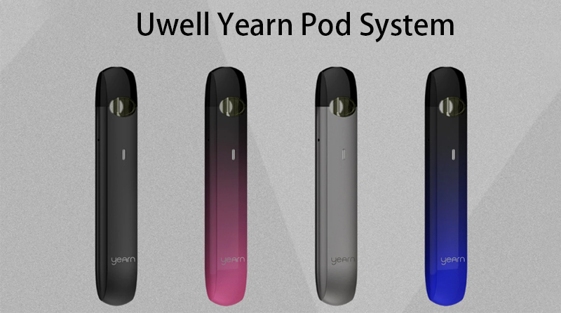UWELL Yearn Pod Device Instructions