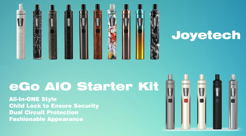 Joyetech eGo AIO Starter Kit Overview