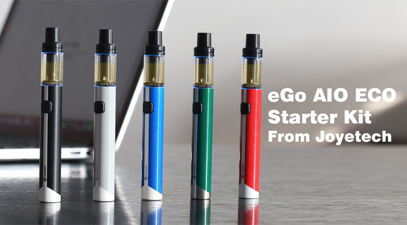 Joyetech eGo AIO ECO Starter Kit Overview