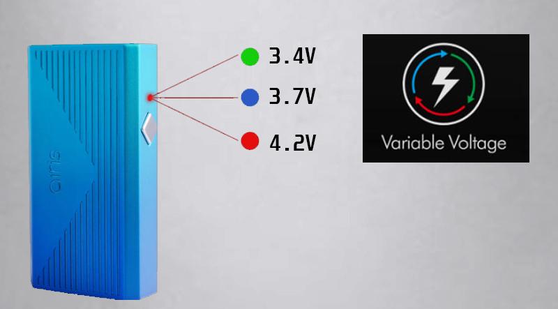 Variable Voltage