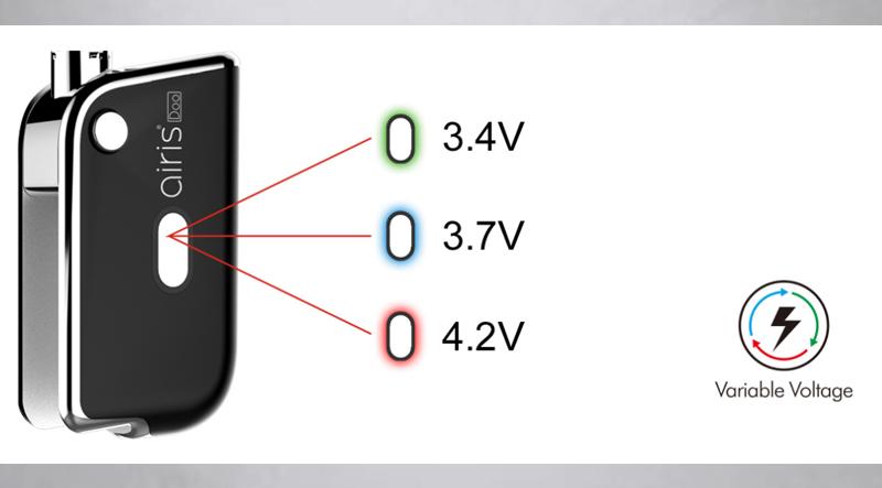 Variable Voltage Vape