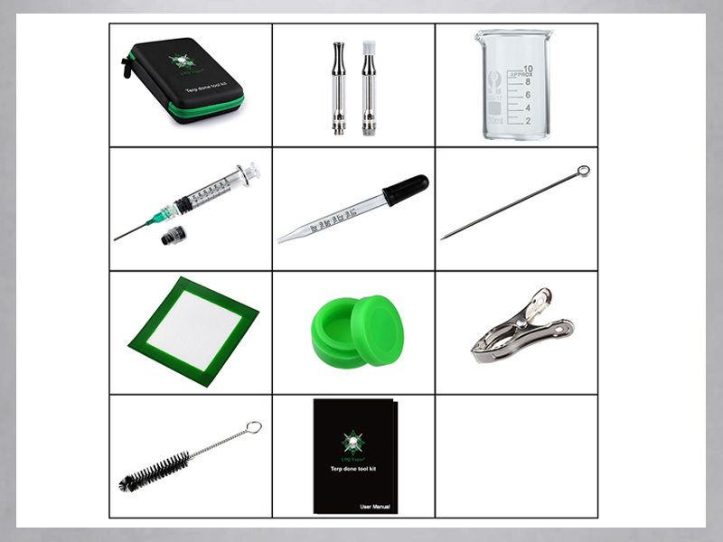 more on LTQ Vapor Terp Done Tool Kit 2
