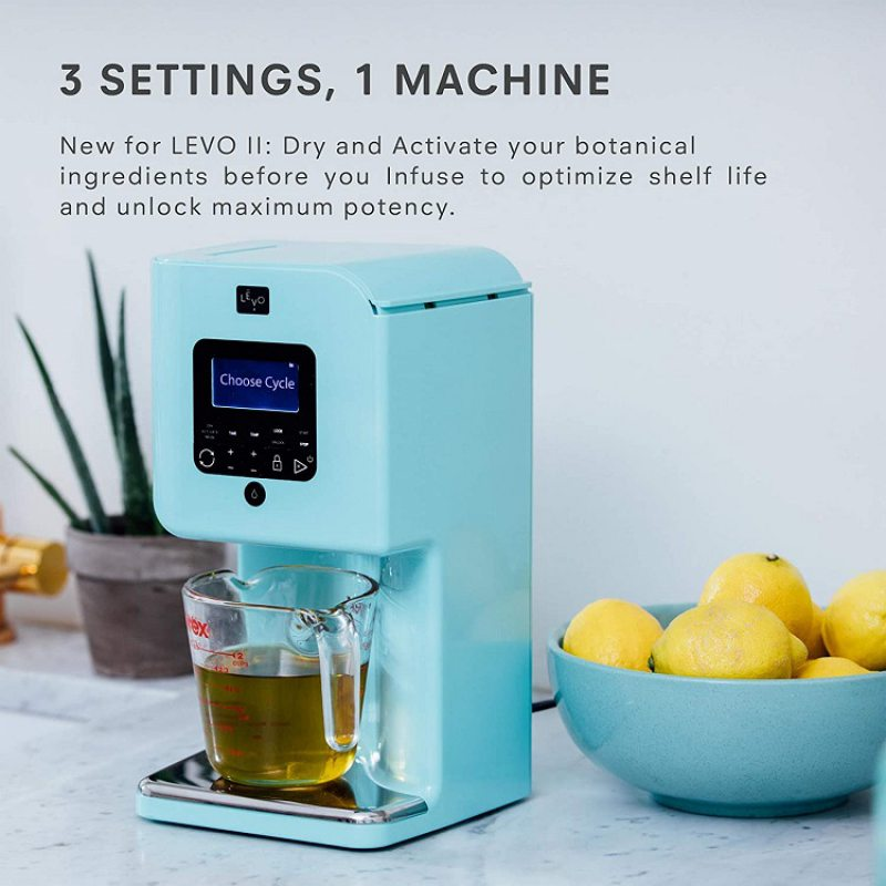 more on LEVO II Oil Infuser 1