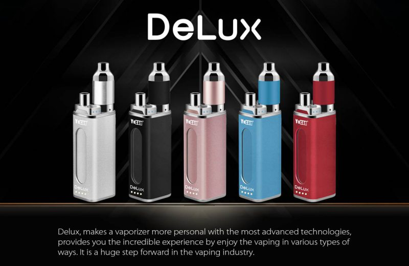 more on Yocan Delux 2 in 1 Vaporizer 1