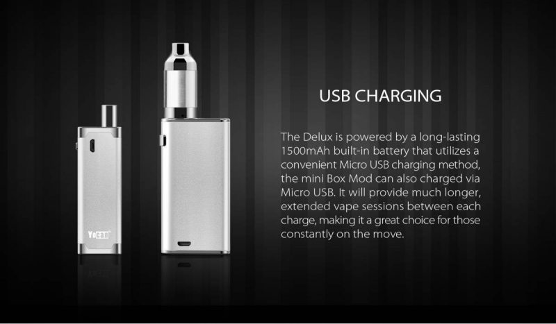 more on Yocan Delux 2 in 1 Vaporizer 7