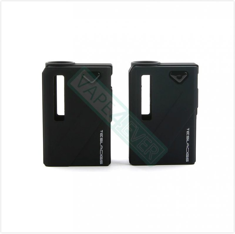 Teslacigs Mini Duo 500mAh Box Mod 510 Thread Connection Instruction