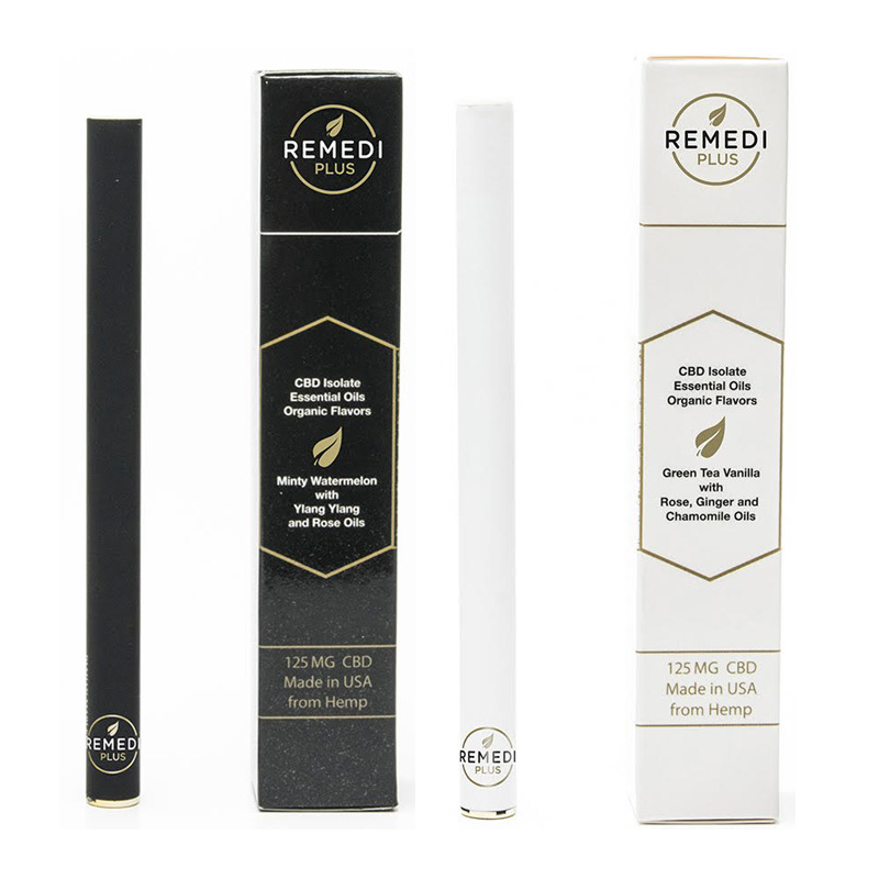Remedi CBD Vape Pen 0